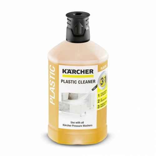 Środek czyszczący (1L) do plastiku 3w1 Kärcher