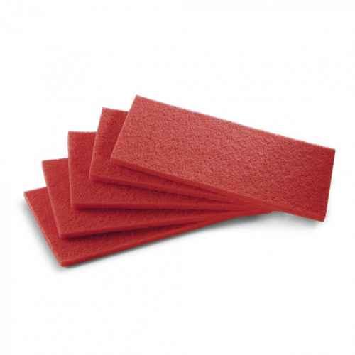 Pad, średnio-miękki, czerwony, 650 mm KÄRCHER