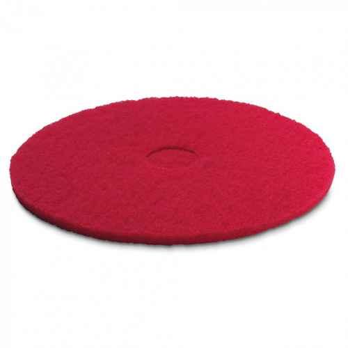 Pad, średnio-miękki, czerwony, 280 mm KÄRCHER