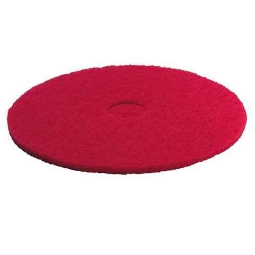Pad, średnio-miękki, czerwony, 170 mm KÄRCHER