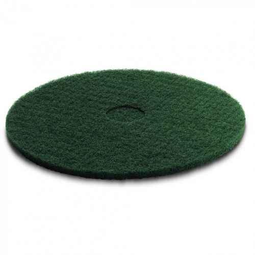 Pad tarczowy, średnio-twardy, zielony, 330 mm KÄRCHER