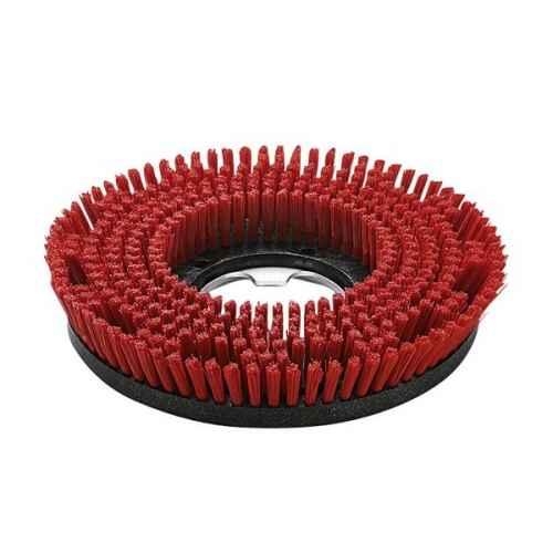 Szczotka tarczowa, średnia, czerwony, 330 mm KÄRCHER