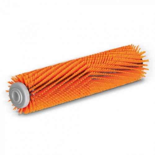 Szczotka walcowa, o różnej długości włosia, pomarańczowa, 450 mm KÄRCHER