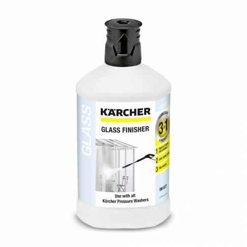 Środek czyszczący (1L) do szkła 3w1 Kärcher