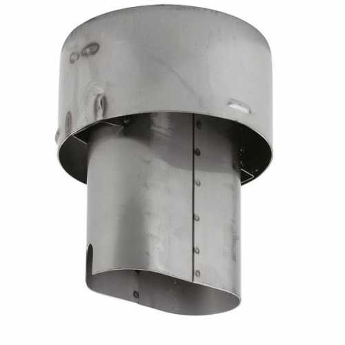 Króciec wylotowy spalin 150 mm KÄRCHER