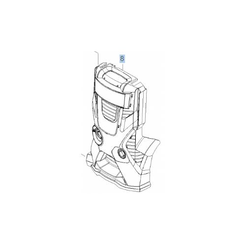 Obudowa K 5 Classic 9.038-016.0 KÄRCHER