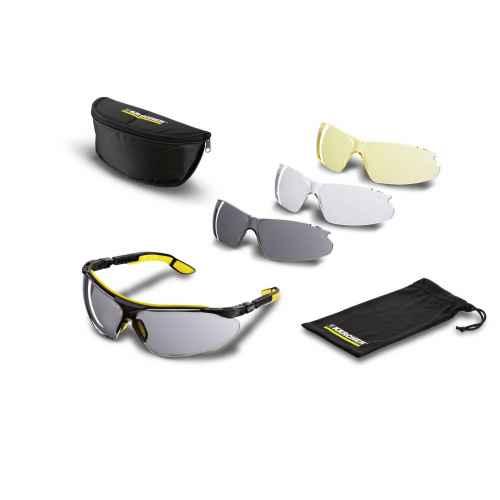 Okulary ochronne z zestawem 3 szybek KÄRCHER