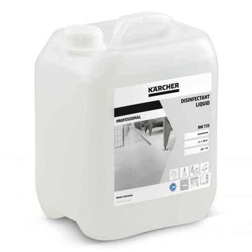 Środek dezynfekujący, płynny RM 735 KARCHER