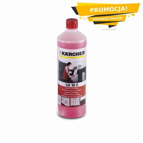 CA 10 C Zasadnicze czyszczenie sanitariatów, 1 l Kärcher