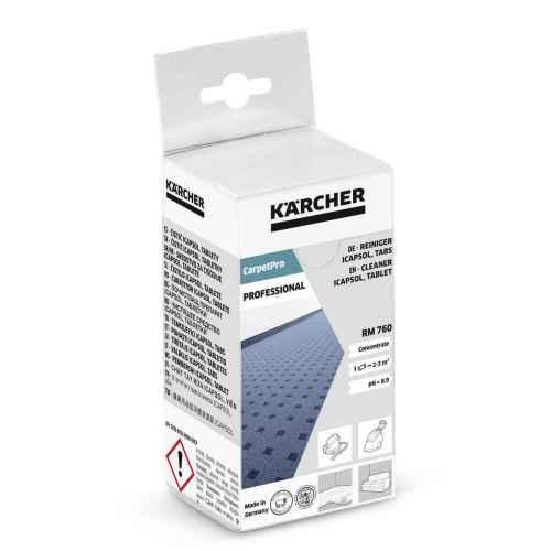 CarpetPro RM 760 Środek czyszczący – tabletki, 16 szt. Kärcher