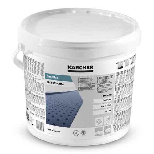 CarpetPro RM 760 Środek czyszczący – proszek, 10 kg Kärcher